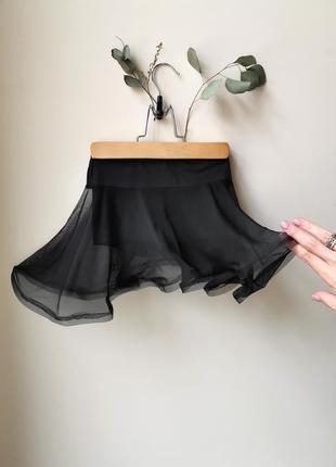 Юбка-шорты для танцев