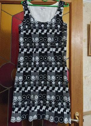 Платье реr una