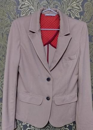 Brax feel good брендовый пиджак размер 42