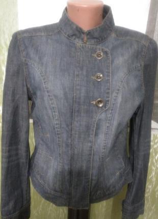 Куртка джинсовая из денима  - mexx