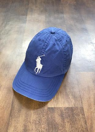 Мужская кепка polo ralph lauren mcmlx 7 оригинал