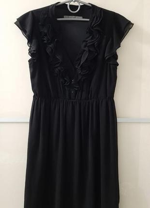 Красивое нарядное платье шифон💥