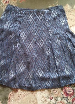 Нарядная юбка большого размера