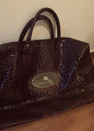 Легкая дорожная сумка marco varni