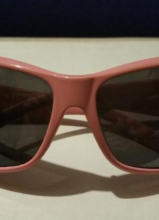 Крутые детские солнцезащитные очки оправа polaroid