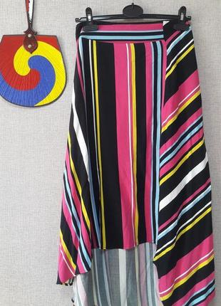 Шикарнейшая асеметричная юбка
