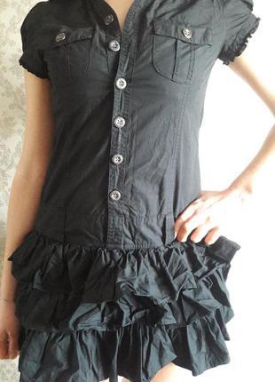 Стильное мини платье от  atmosphere
