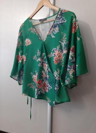 Блуза на запах primark