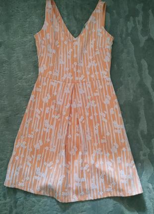 Ннжное платье