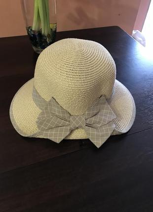 Натуральная шляпа