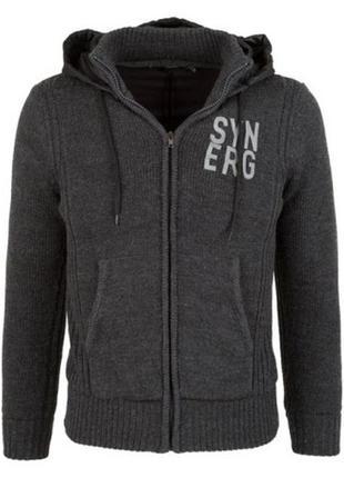 Теплый свитер для подростка р.134-164 (арт. 9086сер) венгрия