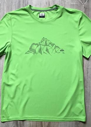Мужская походная треккинговая футболка mckinley m
