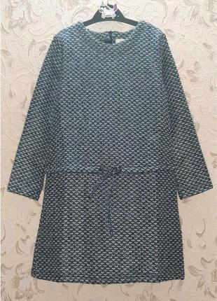 Теплые платья от f&d 110-134