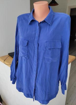100/ натуральний шелк ❤️❤️ блуза ❤️❤️