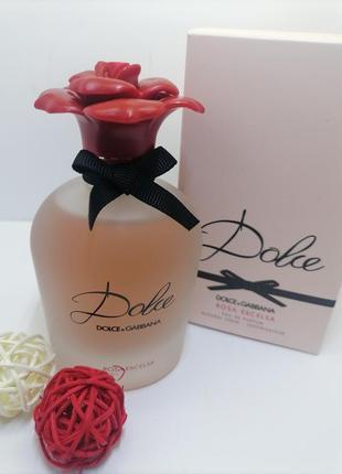 Оригинал🌹dolce&gabbana dolce rosa excelsa  парфюмированная вода
