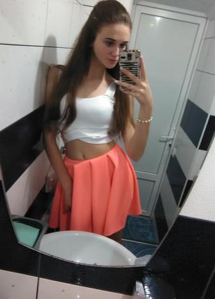 Пышная шикарная юбка