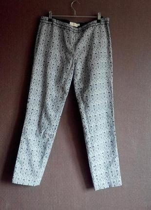 Шикарные гобеленовые брюки от tory burch