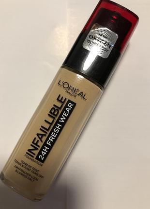 Тональний крем тональный крем l'oréal