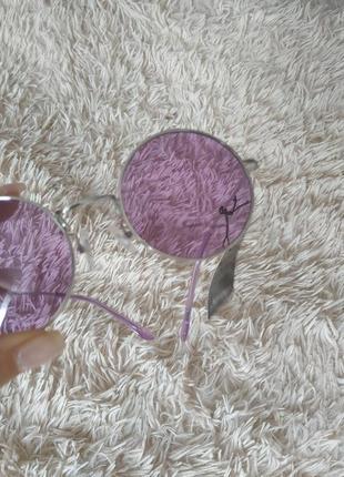 Круглі окуляри / очки круглые / подарок / бесплатно