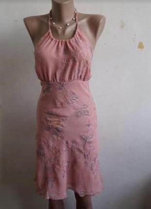 Супер платье с открытой спиной