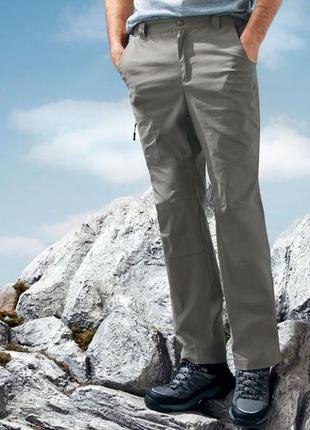 Штаны, брюки, шорты 2 в 1, трекинговые xl 54 euro (36), crivit, германия