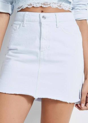 #джинсовая #юбка #guess #оригинал, первая линия