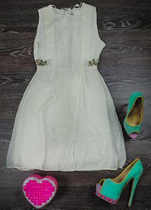 Нежнейшее платье zara ,3 размера