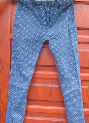 Легкие джинсы в горошек befree