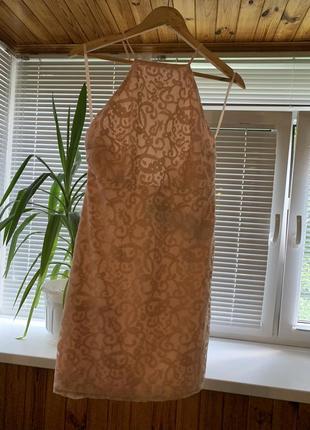 Красивое платье от boohoo