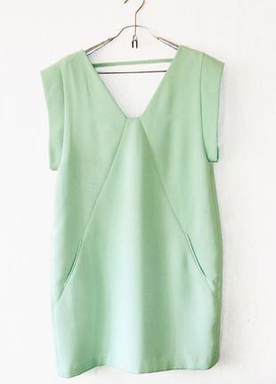 Замечательное платье от ведущего английского бренда reiss размер 12-14