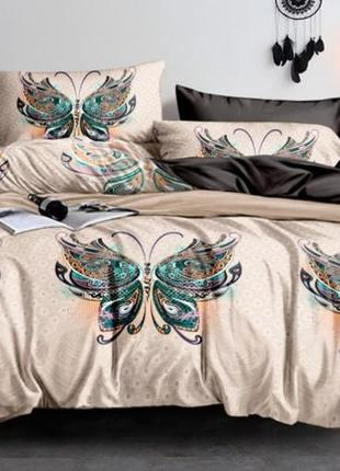 Сатиновые комплекты постельного белья