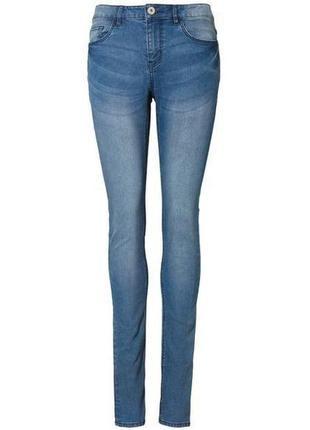 Новые качественные джинсы скинни esmara