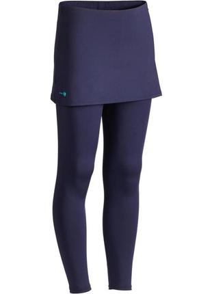 Термо юбка-лосины для тенниса, бадминтона, бега, спорта