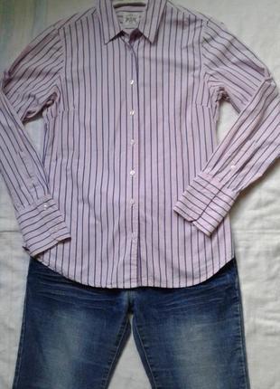 Коттоновая рубашка 10 размер