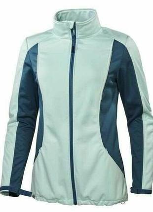 Жіноча спортивна курточка ветровка вітрьовка crivit