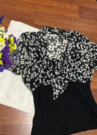 Блуза з маєчкою