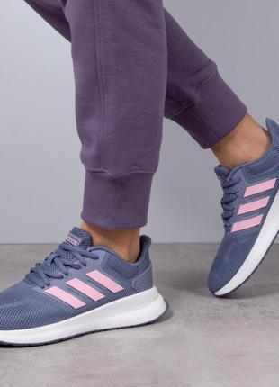 Кроссовки adidas runfalcon k оригинал новые кросівки нові оригінал