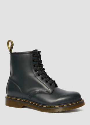Черевики dr. martens 1460 сірі smooth leather original