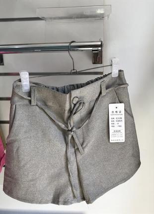 Классические шорты цвета мокко ❣️