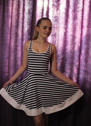 Красивое летнее платья