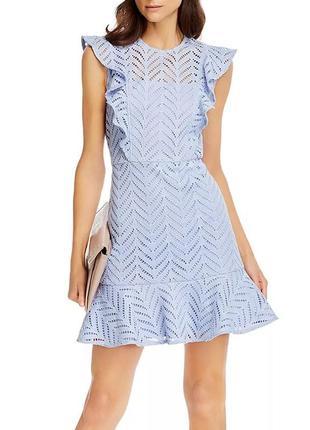 Новое ,красивое платье aqua, с живыми фото