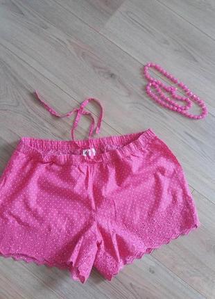 Пижама пижамні шорти h&m s xs