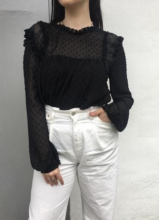 Zara сорочка