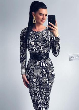 Платье от wallis в принт