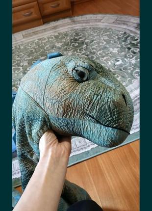 Карнавальний костюм динозавра. disney