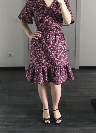 Скидка! платье на запах
