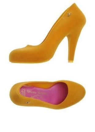 Туфли от vivienne westwood + melissa