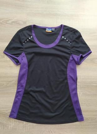 Спортивная футболка вело бег фитнес