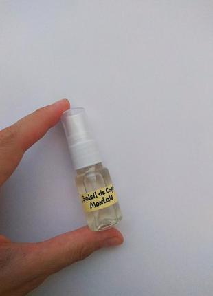 Духи парфюм аромат распив отливант soleil de capri от montale объём 12мл