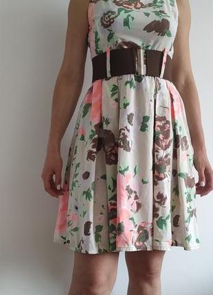 Яркое летнее платье 1+1=3
